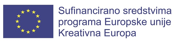 Creative Europe logo (Croatian text)