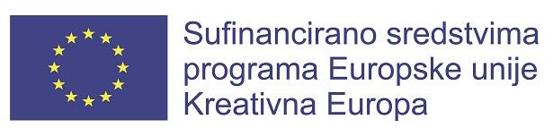 Creative Europe logo (Croatian text)
