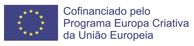 Creative Europe logo (Portuguese text)